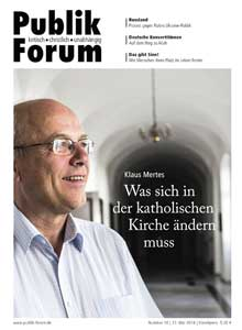 Klaus Mertes: Was sich in der katholischen Kirche ändern muss