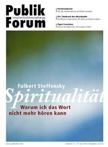 Fulbert Steffensky: Spiritualität