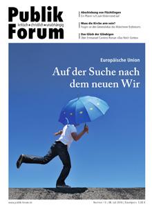 Europäische Union: Auf der Suche nach dem neuen Wir
