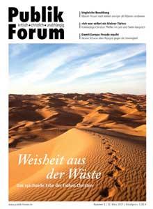 Weisheit aus der Wüste