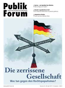 Publik-Forum - kritisch, christlich, unabhängig - alle 14 Tage aktuell