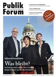 Reformationsjubiläum: Was bleibt?
