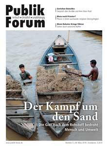 Der Kampf um den Sand