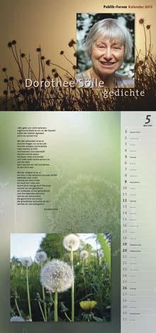 Dorothee Sölle Wandkalender 2020 Poesie Des Widerstands