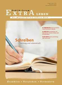 Schreiben Heilung und Lebenskraft - Publik-Forum EXTRA Leben