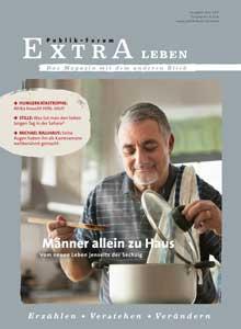 Männer allein zu Haus Vom neuen Leben jenseits der Sechzig - Publik-Forum EXTRA Leben